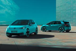 Volkswagen Just Hit A Major Electrified Milestone