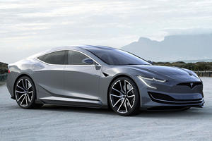 All-New Tesla Model S Could Look Like This