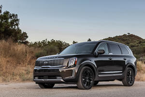 2020 Kia Telluride Test Drive Review: Beautifully Executed Three-Row Crossover