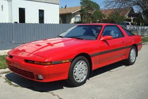Weekly Treasure: All-Stock, Manual-Equipped 1990 Toyota Supra