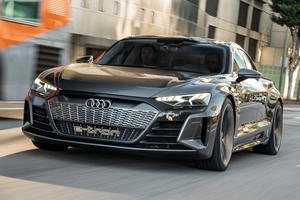 High-Performance Audi e-tron RS Is Coming