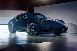The First 2020 Porsche 911 Special Edition Is Here