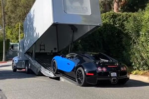 50 Cent Laughs At French Montana's $1.5 Million Bugatti Veyron