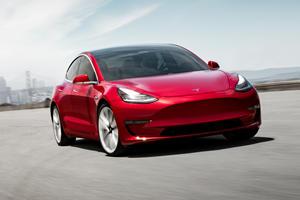 Tesla Model 3 In Same League As Porsche 911 GT3