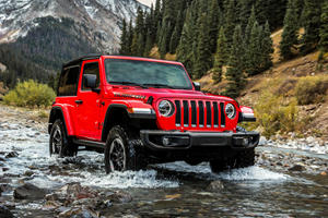 The Jeep Wrangler Hybrid Now Has A Name