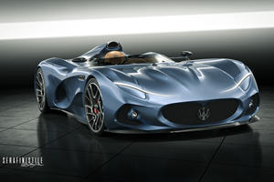Maserati MilleMiglia Concept Is Exactly What The Brand Needs