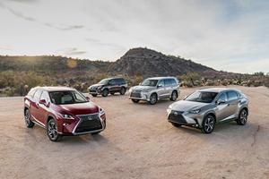 Lexus' 2019 Sales Show The Coupe Isn't Dead Yet