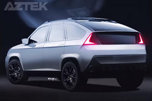What Would Walter White Think Of This Redesigned Pontiac Aztek?
