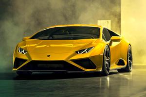 Presenting The 2020 Lamborghini Huracan Evo RWD