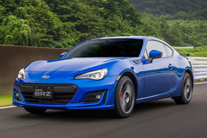 Subaru Needs To Do Something About The BRZ And WRX