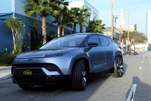 2022 Fisker Ocean Arrives To Fight Tesla