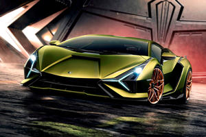 Future Lamborghinis Will Use The Sian's Revolutionary Tech