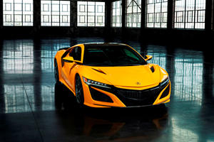 Acura NSX Sales Actually Went Up In 2019