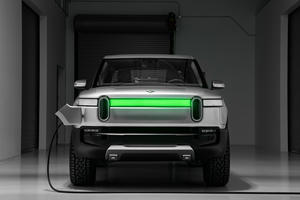Rivian Creates Clever Way To Show Battery Charge Status