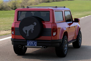 Best Look Yet At 2021 Ford Bronco Carbuzz