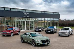 2019 Was A Great Year For Bentley