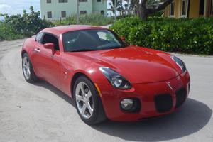 Weekly Treasure: 2009 Pontiac Solstice GXP Coupe