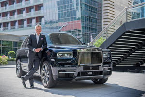Rolls-Royce Sets New Sales Record Carried By A Single Model
