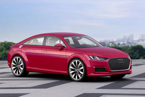 The Four-Door Audi TT Rumor Refuses To Go Away