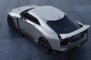 There's A Nissan GT-R Surprise Coming To Tokyo