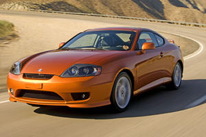 Don't Forget About The Hyundai Tiburon As A Cheap First Car