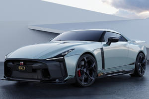 Nissan's New Electric AWD System Could Be Perfect For The GT-R