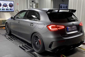 Mercedes-AMG A45 S Transformed Into 600-HP Monster