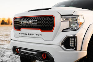 Lookout Ford! GMC Has Its Own Harley-Davidson Truck