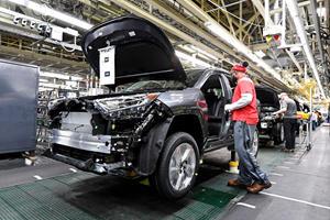 Toyota Responds To Huge RAV4 Hybrid Demand