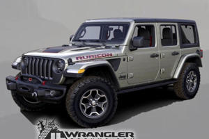 First Look At New 2020 Jeep Wrangler Recon Edition