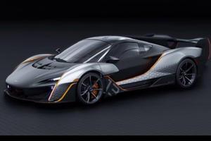 New McLaren Hypercar Will Cost More Than A Bugatti