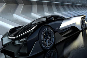 Faraday Future Not Closing The Door On A Tesla Roadster Competitor
