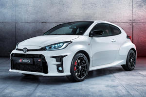 Hot Toyota GR Yaris Unveiled With 268-HP Three-Cylinder Engine