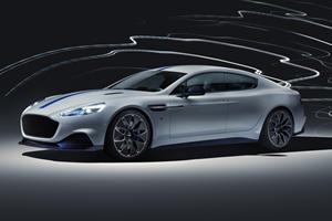 The Aston Martin Rapide E Is Already Dead