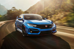 2020 Honda Civic Type R Arrives With Performance And Styling Updates