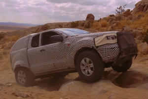 This 2021 Ford Bronco Off-Road Footage Should Worry Jeep