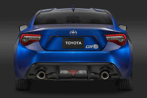 Toyota 86 To Be Redbadged As GR86