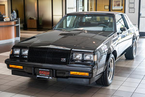 Someone Will Pay Six Figures For This 1987 Buick GNX