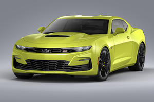 LEAKED: New Special Edition 2020 Chevrolet Camaro