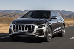 2020 Audi SQ8 And SQ7 With 500-HP V8 Engines Are Coming To America!