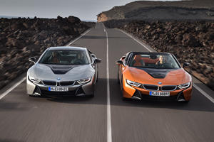 Time Is Running Out To Buy A BMW i8