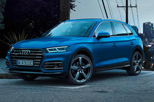 Here's How Much The 2020 Audi Q5 Plug-In Hybrid Will Cost