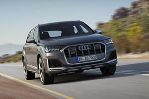 2020 Audi SQ7 First Look Review: A 500-HP Family SUV