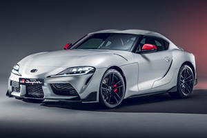 2020 Toyota GR Supra 2.0-Liter Turbo-Four Arrives With 258 HP