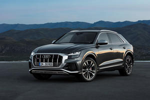 2020 Audi SQ8 First Look Review: The Hot Middle Ground