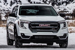 2021 GMC Terrain AT4 Will Complete Off-Road Lineup