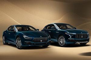 Maserati Gives Entire Lineup The Royale Treatment
