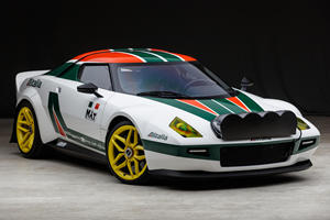 This Lancia Stratos Is Cooler Than Many Ferraris