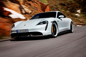 Porsche Taycan Turbo S Has Disappointing Range