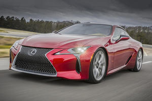 Lexus LC 500 Has A MASSIVE Discount This Month